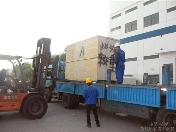 工厂搬家准备和易碎物品搬运做好选择